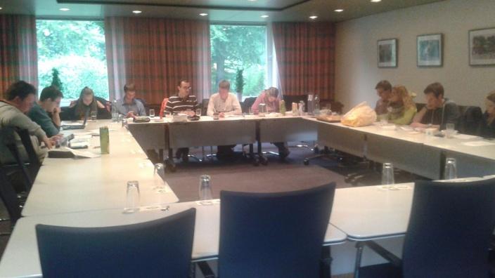 Delegiertenvorbesprechung JU Stormarn